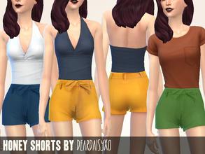 deardaisyxo's Sims 4 Female Everyday