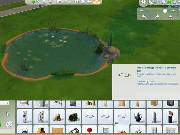 Snaitf S Buyable Ponds