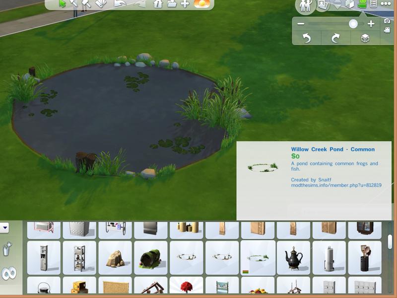 Snaitf's Buyable Ponds