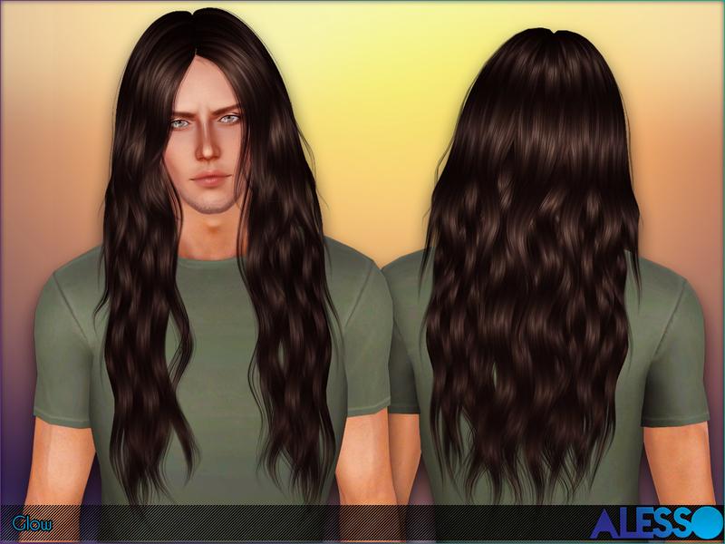 Black Guy Hairstyles Sims 4 Simple Hair Style