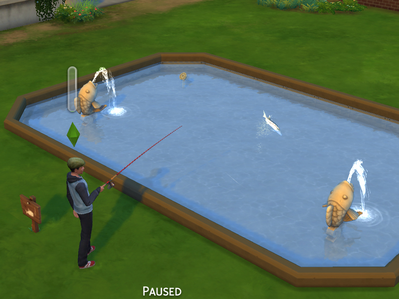 Snaitf 39 s buyable fishing spots for Sims 4 fishing