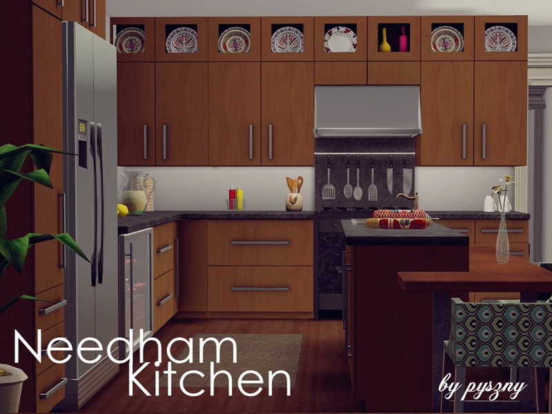 Pyszny16 39 s needham kitchen for Kitchen set name