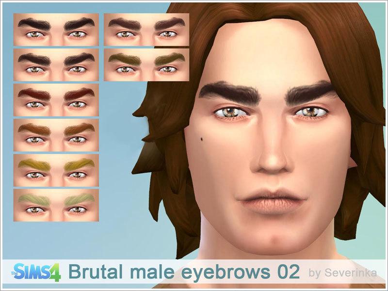 Severinkas Brutal Male Eyebrows 02