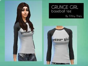 Sims 4 Clothing sets - 'grunge'