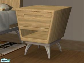 TC 50   Earthy Retro   End Table