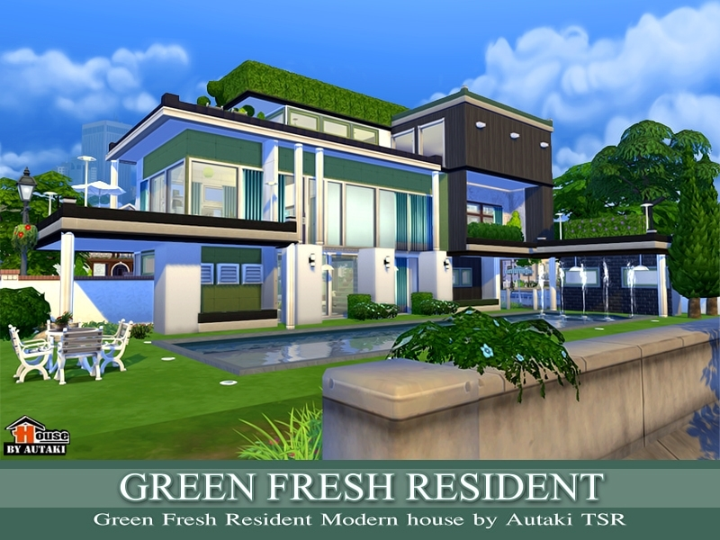 Autaki 39 s green fresh resident for Home design resources