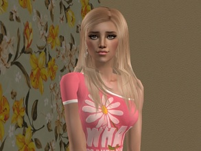 Sims 2 — Daisy by sirok2 — Sporty girl for you.