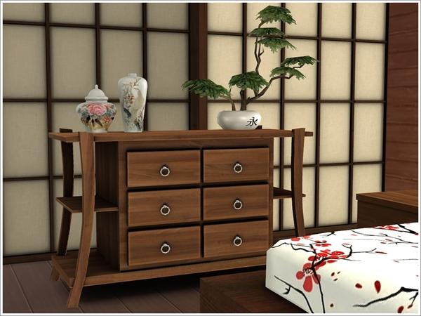 Severinka_'s Asian Bedroom