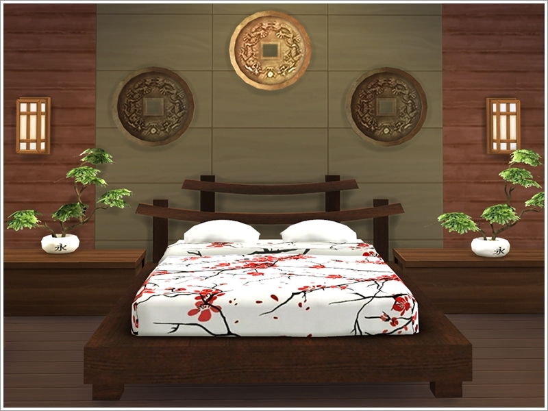 Severinka 39 s asian bedroom for House bedroom image