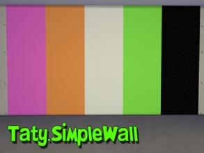 tatygagg's Sims 4 Walls