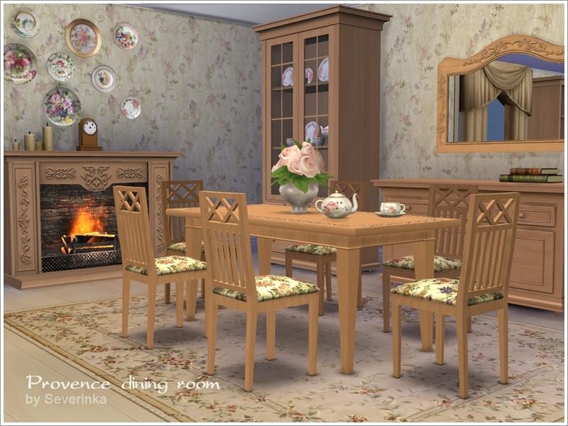 provence dining room | Severinka_'s Provence dining room