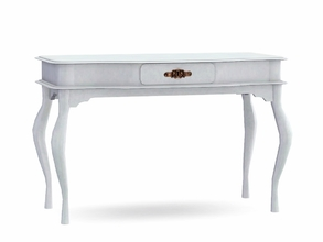 Sims 3 — Elizabeth Small Desk by Flovv — A traditional style desk.