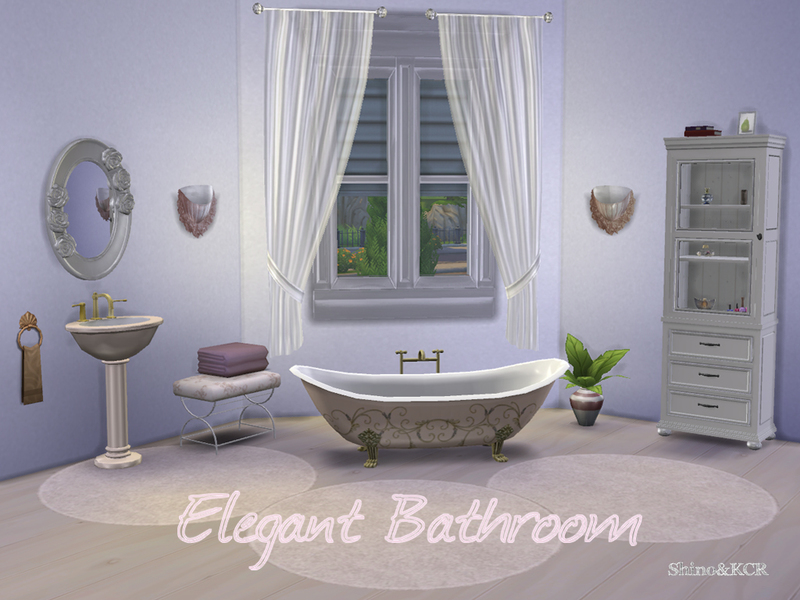 ShinoKCR\'s Elegant Bathroom