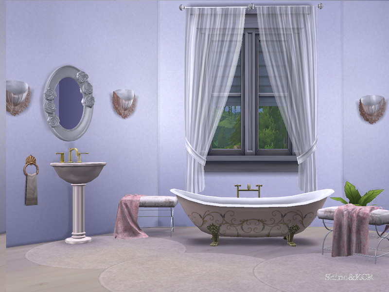 ShinoKCRu0027s Elegant Bathroom
