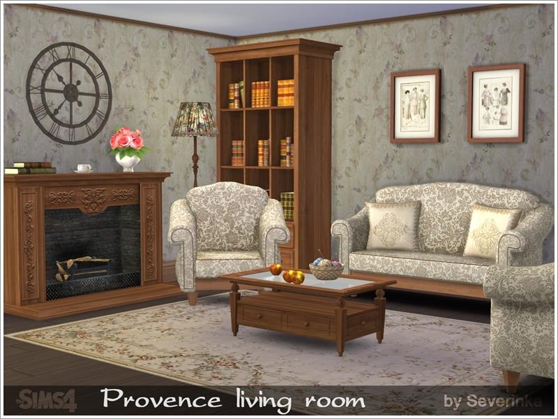 Severinka 39 S Provence Living Room