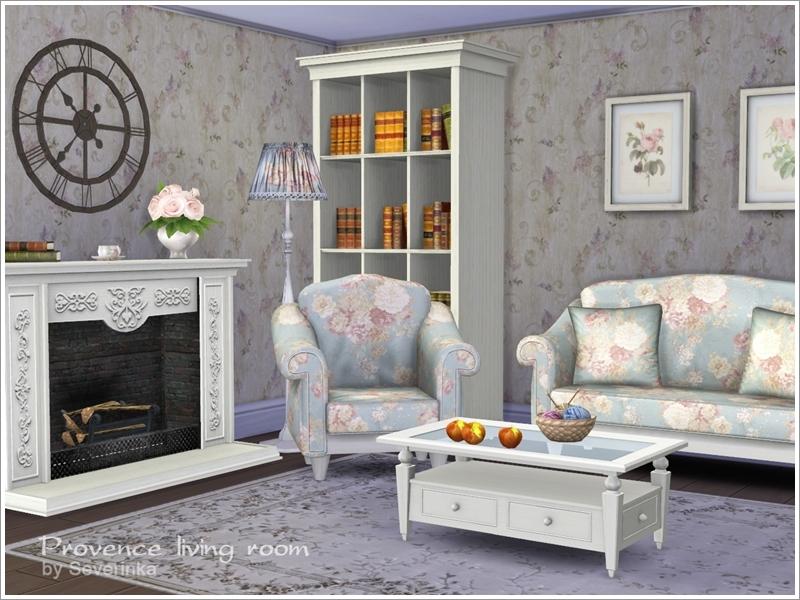 Severinka S Provence Living Room