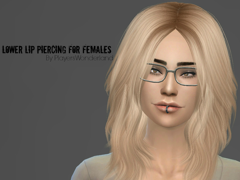 Beautiful intense lipstick for your female sims found in tsr category sims 4 female lipstick source