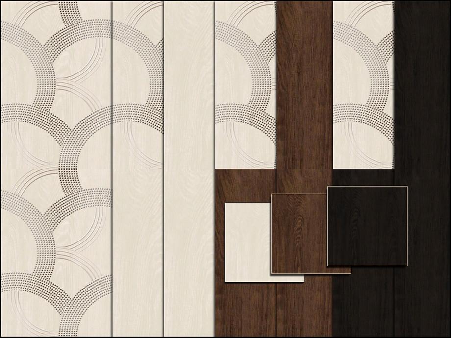 Hanagatami S Wall And Floor Set