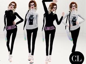 Kat's House of Sim Nonsense - C'est la Mode Clothing Store + Club
