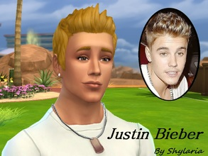 Sims 4 — Justin Bieber by Shylaria — Justin Drew Bieber (born March 1, 1994) is a Canadian singer and songwriter.