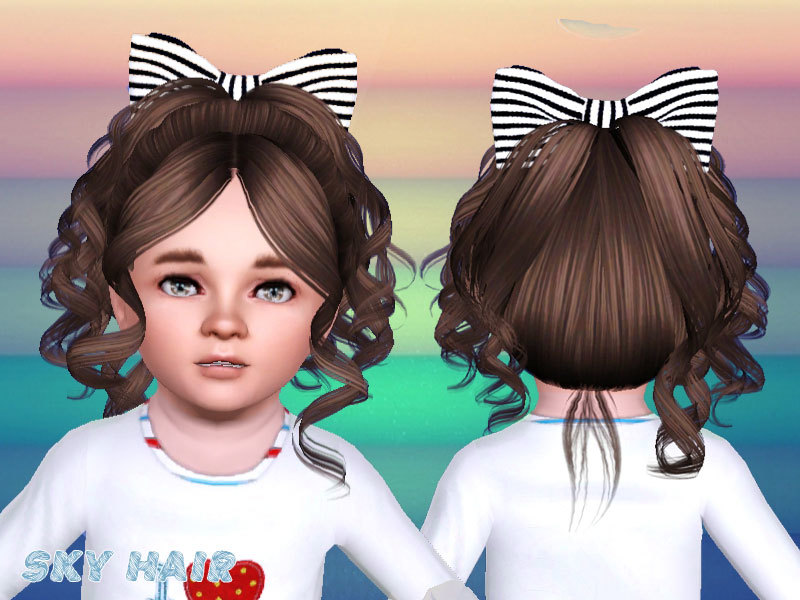 Skysims Hair Toddler Jiolu 245
