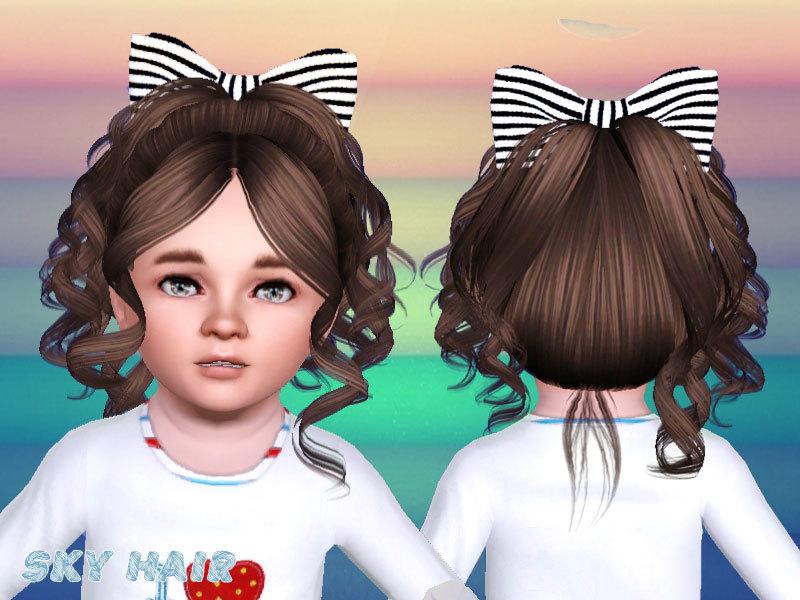 Hair Photos Boy Download: Skysims-Hair-245 Set