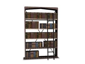 Sims 4 Bookshelves