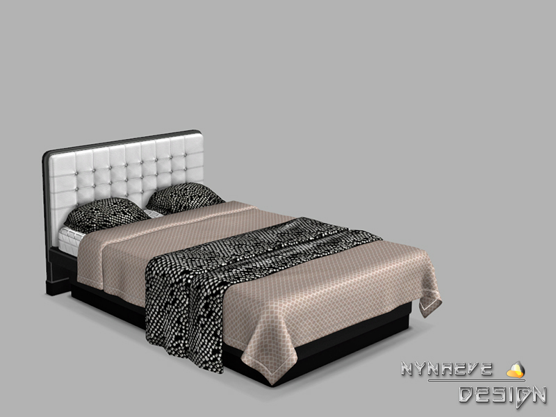 Nynaevedesign S Shea Bed