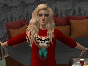 Sims 2 — Gabriella by sirok2 — Beauty blondy for you.