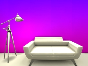 Sims 4 — Chill Gradient  by Witch-Sims2 — A pink and blue gradient wallpaper for your sims!
