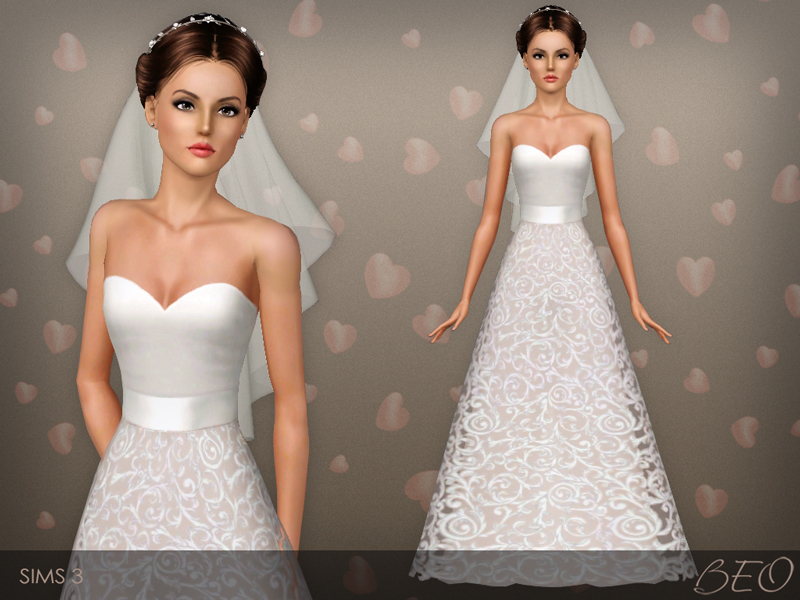 Wedding Dress 36