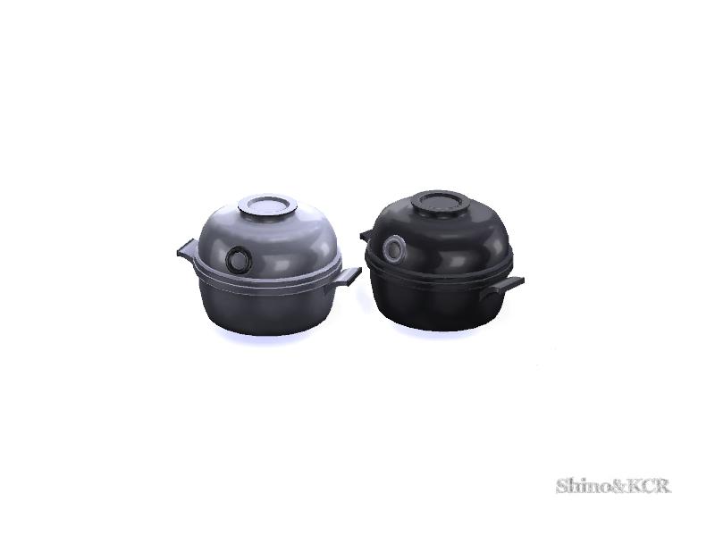 Shinokcr S Kitchen Clutter Deco Pot