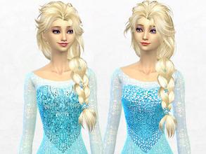Sims 4 Downloads Elsa