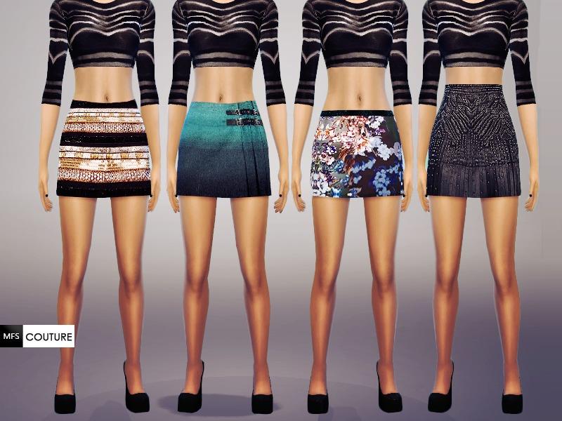d4da1dfd MissFortune's MFS Skirts Pack