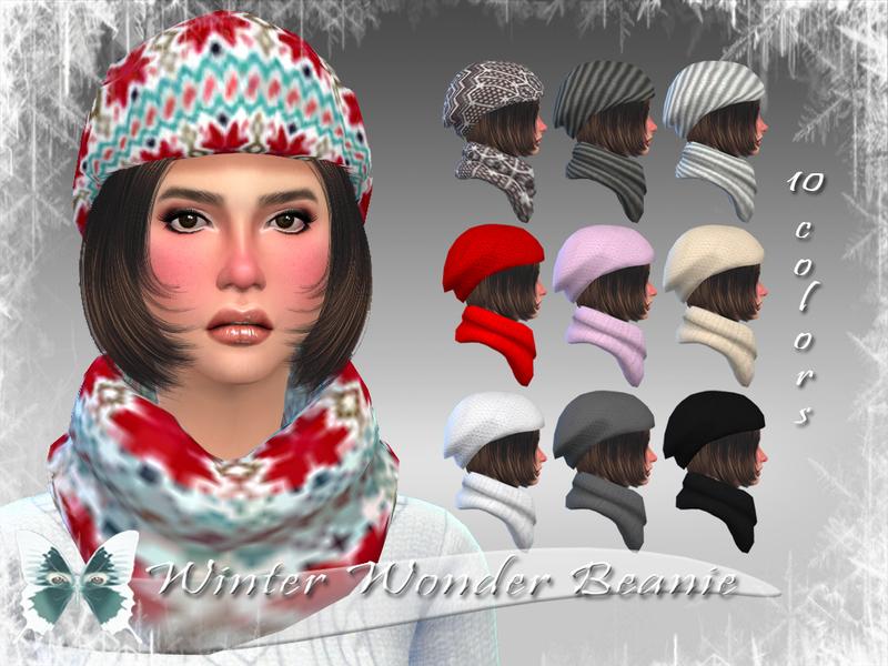 c6cc6837b29 Sims 4 Downloads -  beanie
