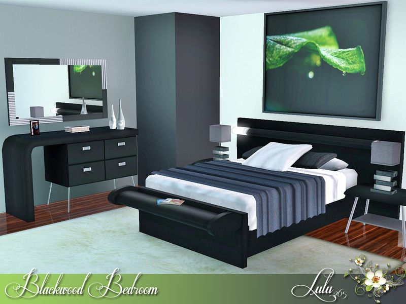 Lulu265\'s Blackwood Bedroom