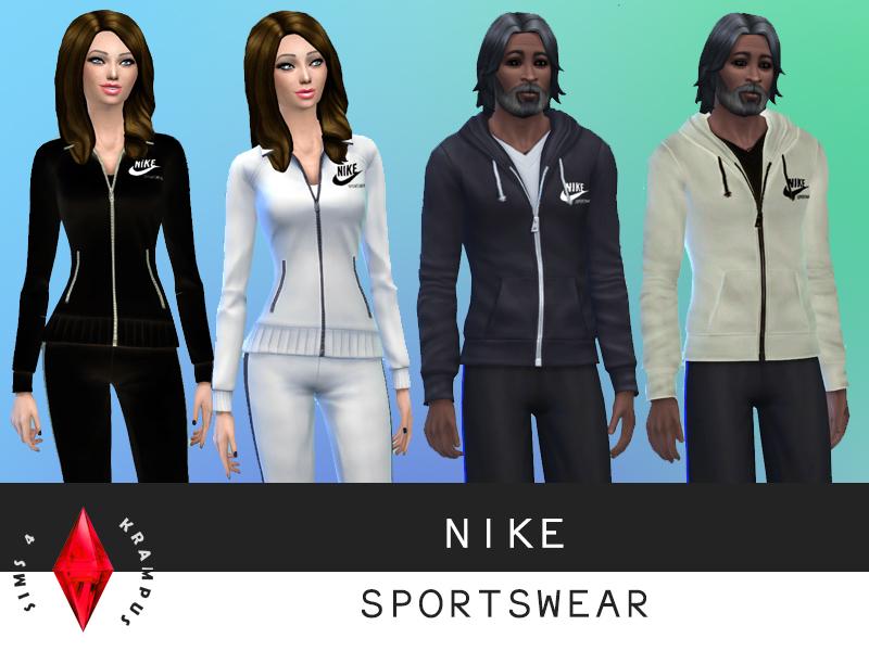 lowest price 05dfa b44fe Female Nike Sweatsuits