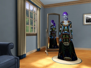 Sims 3 — Deep Earth TF&TM Set by egyptiansimlover2 — This is the Deep Earth Regalia for Teenage Male and Female and