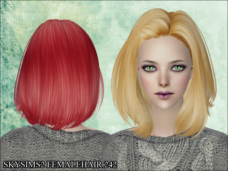 the sims 2  capelli gratis