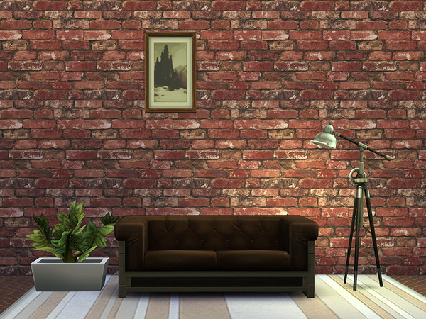 rirann 39 s grunge brick walls. Black Bedroom Furniture Sets. Home Design Ideas