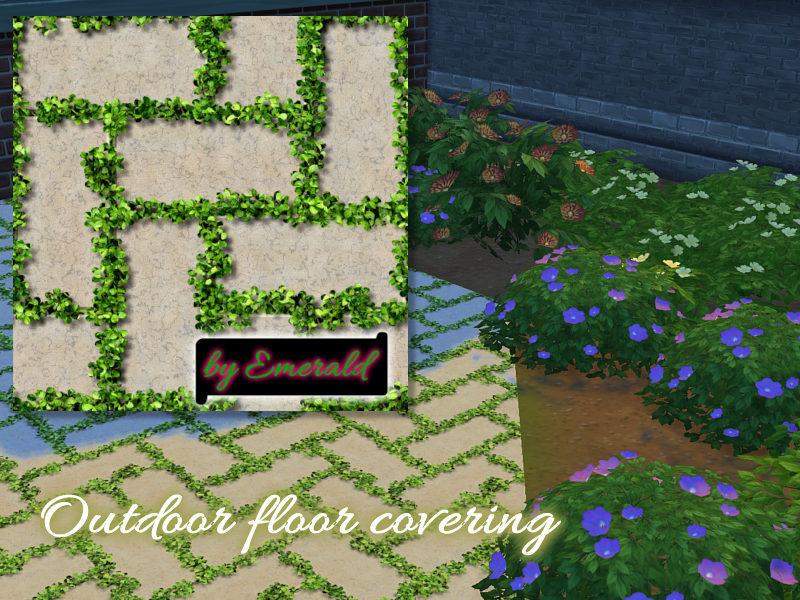 Emerald S Outdoor Floor Covering