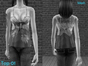 Sims 2 — Mesh Hlne Afhalter 061005 by Well_sims — Mesh for you.