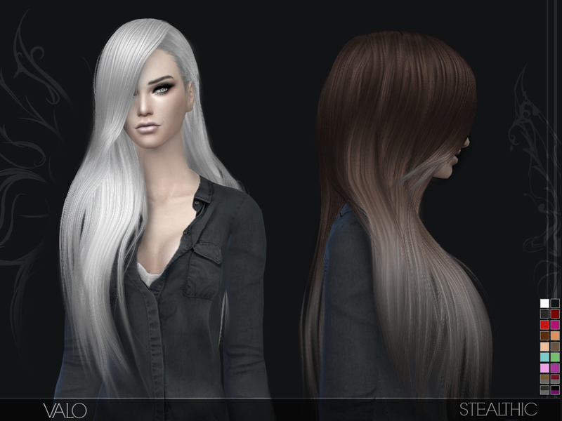 Stealthic Valo Female Hair