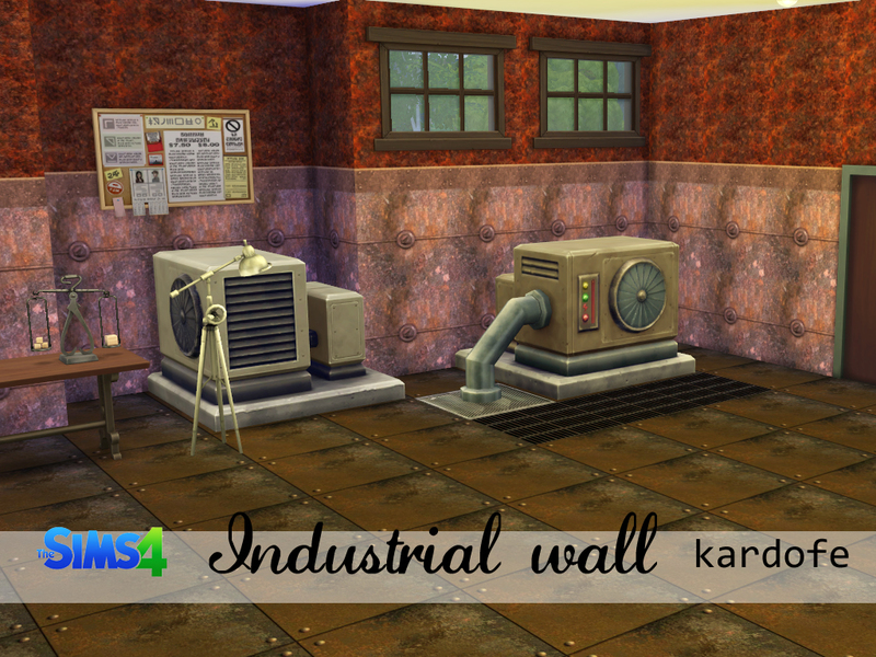 how to make wall items for sims 4