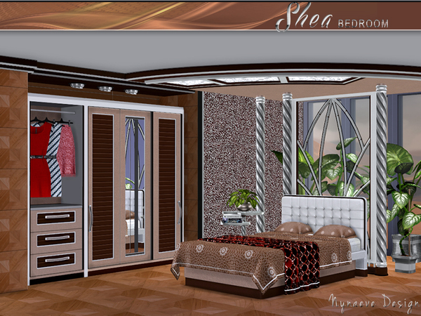 Nynaevedesign S Shea Bedroom