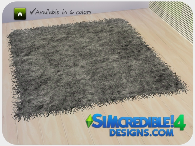 Simcredible S Sea Foam Rug