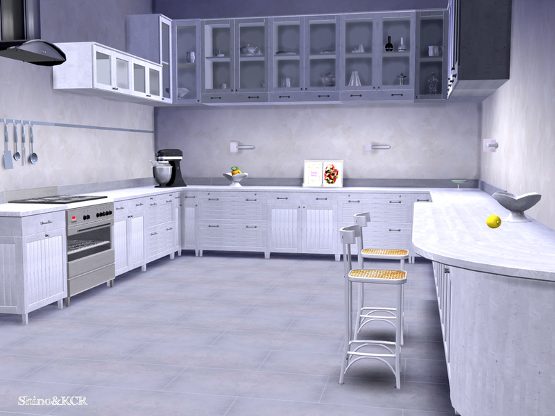 sims 4 kitchen cabinets download shinokcr s kitchen chocolate 26147