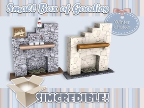 Sims 3 Fireplaces