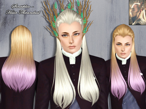 Sims 3 Downloads Long Hair Male