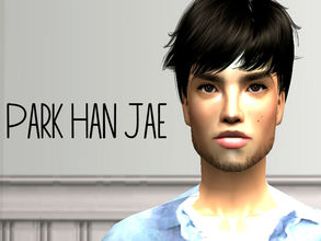 Sims 2 — Park Han Jae by renegaderunway — This Korean born fellow works at an international ad firm in New York. He his